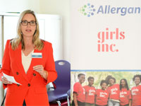 Image 4 of Dr. Downie at Allergan and Girls Inc. NYC Event - 30 May 2019