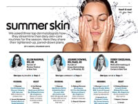 Weight Watchers Summer Skin
