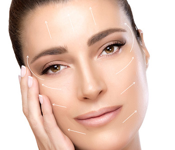 Restylane injections for the restoration and treatment of lost facial volume