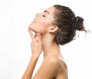 Kybella is a powerful, injectable medication that literally destroys fat cells.