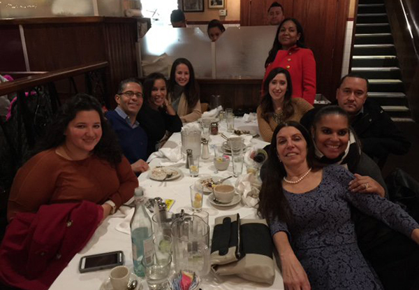 image Dermatology ® P.C.  Holiday Dinner 2015
