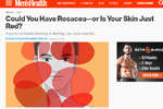 Could You Have Rosacea—or Is Your Skin Just Red? - Men's Health
